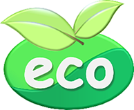 Symbol of Cosel's Eco Products